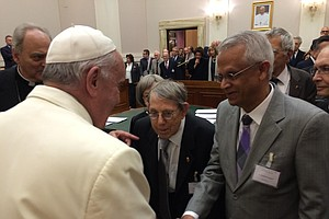 Tease photo for How A San Diego Professor Influenced The Pope On Climate Change