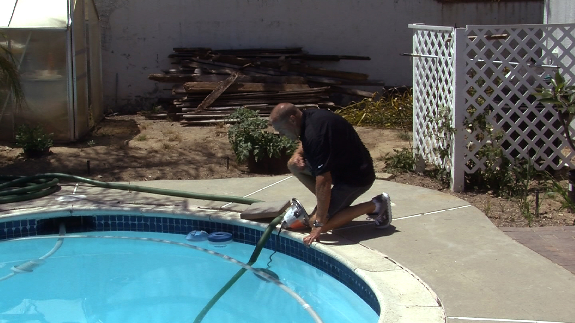 vista company helps homeowners recycle swimming pool water kpbs