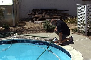 Vista Company Helps Homeowners Recycle Swimming Pool Water