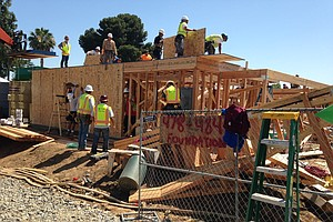 Habitat For Humanity Kicks Off Construction Of 4 Homes In...