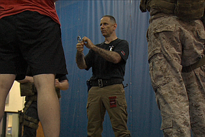 Tease photo for Krav Maga Another Non-Lethal Tool For San Diego County Law Enforcement