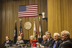 Tease photo for San Diego County Supervisors OK $5.4 Billion Budget