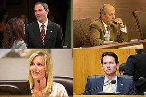 Tease photo for GOP Hopefuls Need More Than Money To Win San Diego County Supervisor's Seat