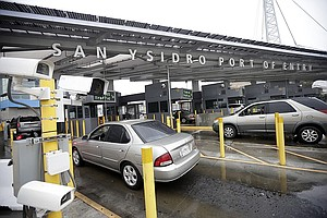 Tease photo for Wait Times Shorter At San Ysidro Border Crossing