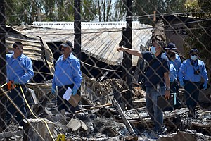 Tease photo for Mexican Authorities Investigate Deadly Nursing Home Fire