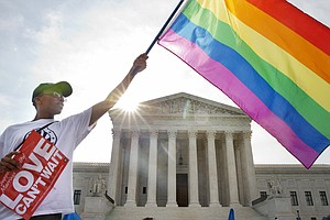 Tease photo for Supreme Court Extends Same-Sex Marriage Nationwide
