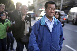 Tease photo for Ex-State Senator Pleads Guilty To Racketeering In California