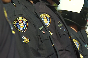 Tease photo for Contract For San Diego Police Officers Goes Into Effect
