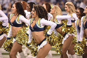 San Diego Lawmaker Pushes For Cheerleader Protections