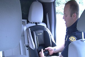 Tease photo for Chula Vista Parents Get Lessons In Safe Car Seats