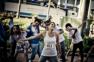 Tease photo for Comic-Con 'Zombie Walk' In San Diego Canceled Over Safety Concerns