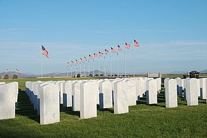 Tease photo for Remains Of Civil War Soldier Brought To Miramar National Cemetery