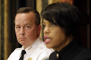 Baltimore Mayor Fires Police Commissioner Amid Homicide R...