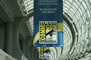 Comic-Con 2015: Through The Eyes Of KPBS' Cinema Junkie