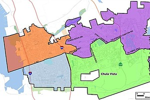 Tease photo for Chula Vista Leaders Approve Council Districts