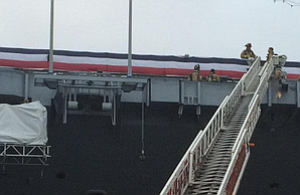 Tease photo for Small Fire On USS Midway Causes $5,000 In Damage