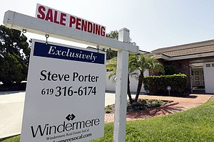 Tease photo for Median Price For San Diego County Home Rises