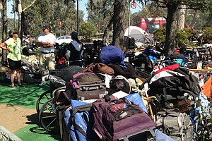 Stand Down Event Kicks Off Weekend Of Helping Homeless Ve...