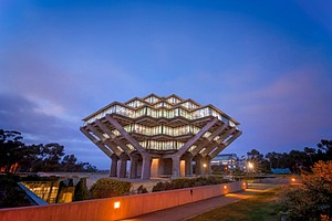 Audrey Geisel Gives $3M To Renovate UCSD Library