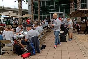 Special Olympic Athletes Visit San Diego On Way To World ...