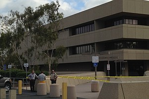 Tease photo for Bomb Threat Prompts Lockdown Of Chula Vista Jail, Courts