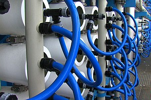 Eyes Look To Carlsbad's Desalination Plant