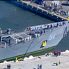 The USS Gary was decommissioned Thursday at Naval Base San Diego at a ceremony attended by former commanders and crew.