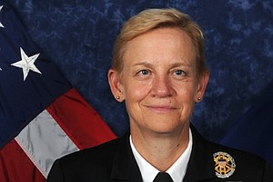 Navy Announces New Commander For U.S. Third Fleet