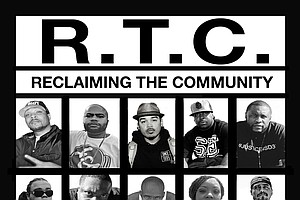 Tease photo for Southeast San Diego Musicians 'Reclaim The Community'