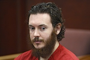 Tease photo for James Holmes Jury Keeps Execution As Option As Sentencing Advances