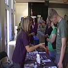 The county sponsored its annual expo to help match veterans and their families with the benefits they've earned.