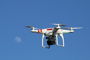 Tease photo for Supes Back Penalties For Drone Operators Interfering With Firefighting