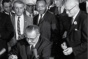 Tease photo for San Diego Marks 50th Anniversary Of Voting Rights Act
