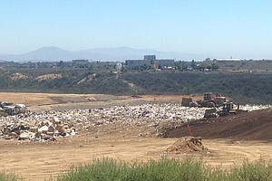 City Plan Will Extend Life Of Miramar Landfill To 2030