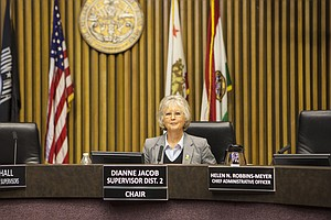 San Diego County Supervisor Criticizes SDG&E Over Propose...