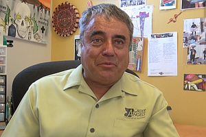 Hispanic Heritage Month Local Hero Enrique Morones — Tita...