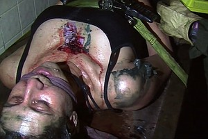 Tease photo for Extreme Haunt McKamey Manor To Leave San Diego