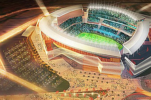 City Releases New Stadium Financing Proposal, Renderings, EIR