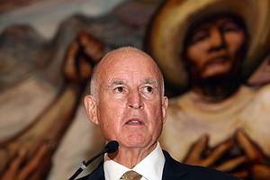 Tease photo for Gov. Jerry Brown Signs Bill Removing 'Alien' From Law