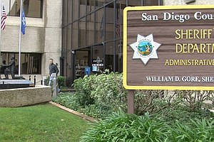 Tease photo for San Diego County Sheriff's Employee Faces Money Laundering Charges