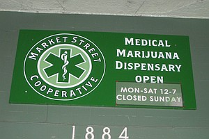 Tease photo for New Study Suggests Link Between Pot Shops, Marijuana-Related Hospitalizations