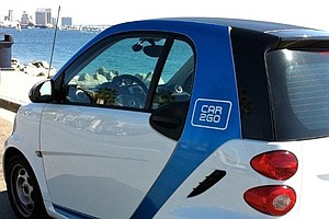 Tease photo for San Diego Approves Changes For Car Share Service
