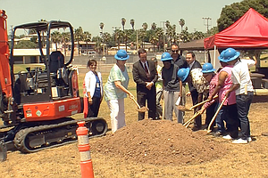Southeastern San Diego To Get New Playground