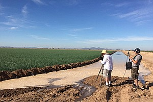 Tease photo for Drought Fallowing Half-Million Acres In California In 2015