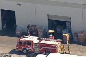 Tease photo for One Injured In Otay Mesa Explosion