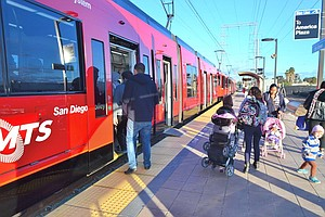 Tease photo for San Diego Trolley To Launch Video-On-Demand Service