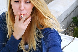 Tease photo for California Lawmakers Consider Raising Smoking Age To 21