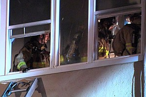 Tease photo for Downtown San Diego Apartment Building Fire Displaces 16 People