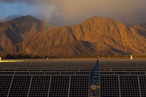 Tease photo for SDG&E Sets Renewable Energy Record