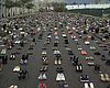 8,700 Pairs Of Shoes Displayed To Represent San Diego County's Home...